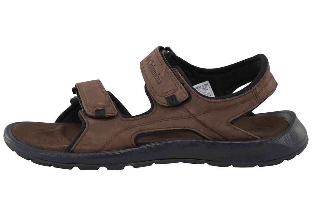 Chaussures De Sport Bleu Colombie Occasionnels Avec Velcro Pour Les Hommes 9Cd1y